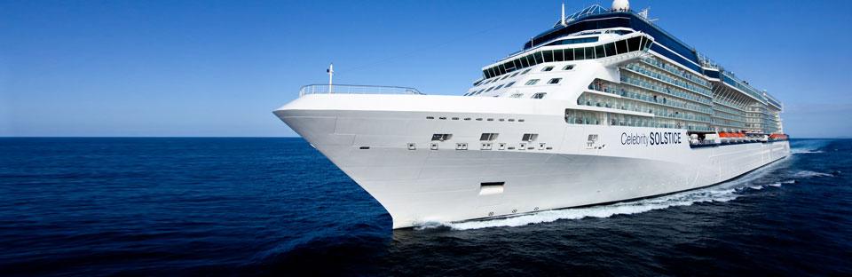 July Alaska Sawyer Glacier cruise on Solstice - Celebrity ...