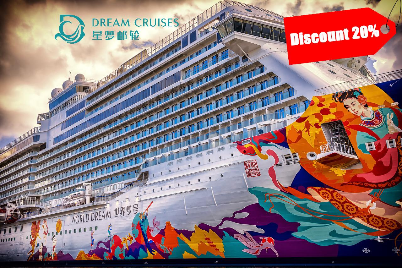 3 Hari 2 Malam Genting Dream Cruise Singapore Melaka Singapore Tours Pt Jabato International Tours Travel